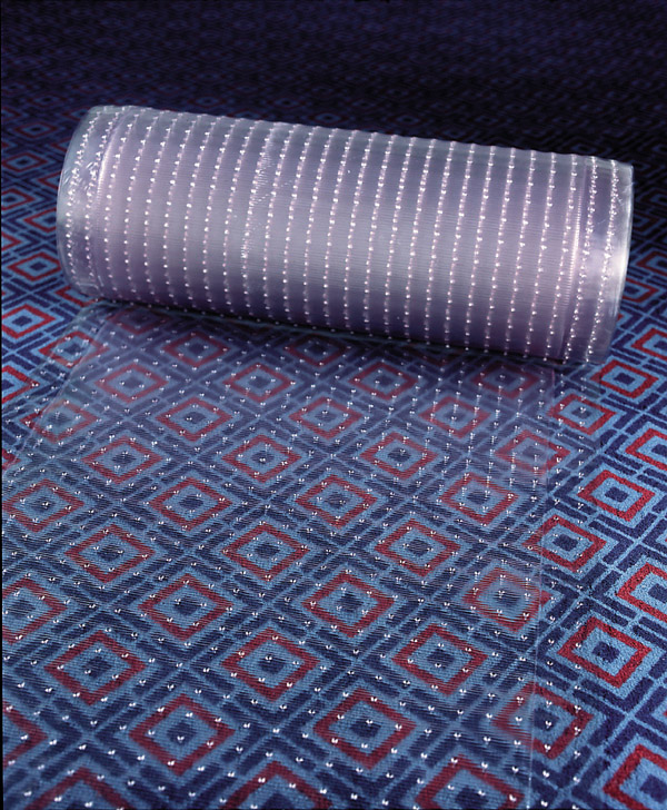 Anchor-Runner Vinyl Gripper Carpet Protector 3x50 feet