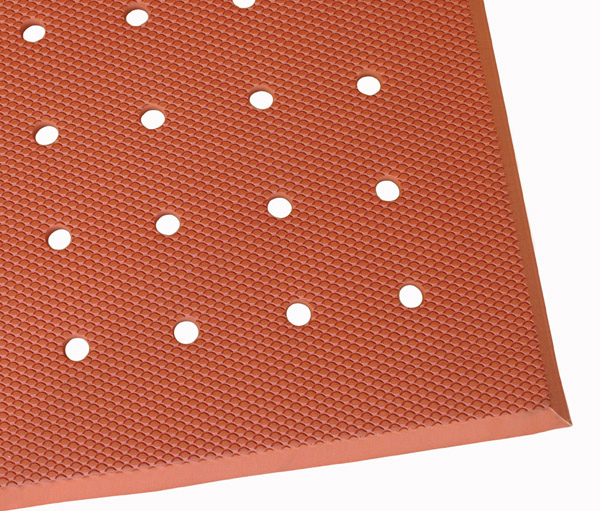 VIP Red Cloud Anti-Fatigue Mat 3x5 feet
