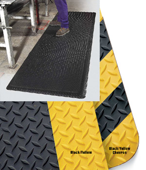 Ultimate Diamond Foot Colored Borders 3x10 feet