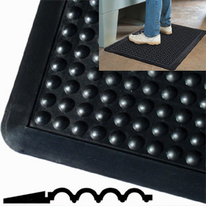 Bubble Flex 2x3 Feet in use