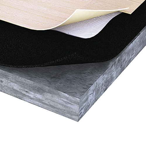EZ Floor Underlayment 2 mm