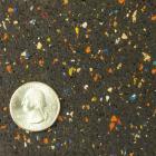 Rubber Tile Economy 1/4 Inch Confetti