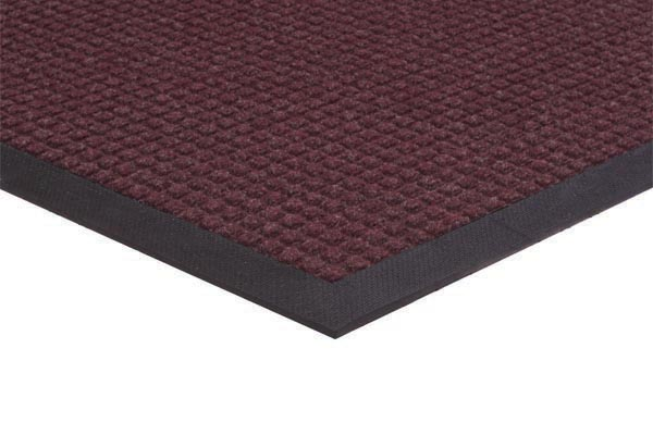 Absorba Carpet Mat 2x3 feet Burgundy