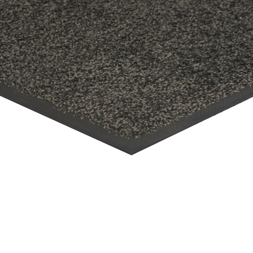 Apache Grip Carpet Mat 3x5 Feet Slate Gray