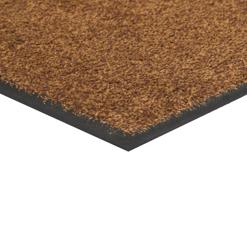 Apache Grip Carpet Mat 3x5 Feet Walnut