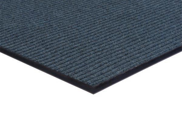 Apache Rib Carpet Mat 3x5 feet Blue