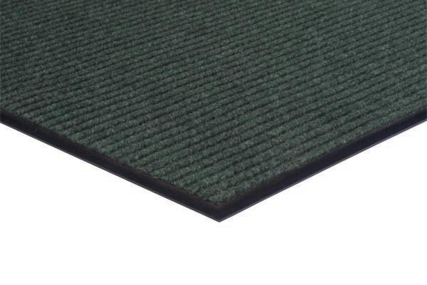 Apache Rib Carpet Mat 3x5 feet Green