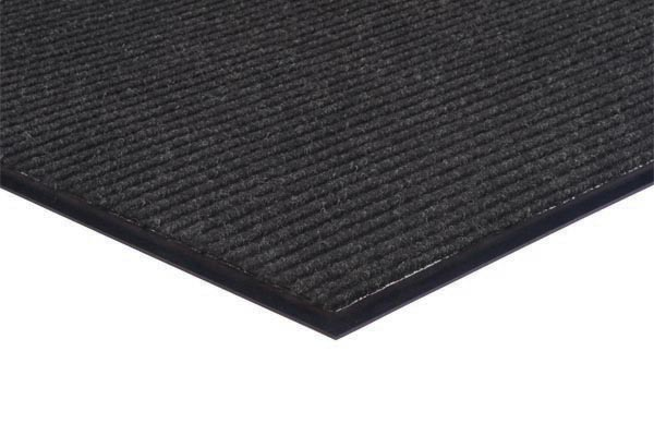 Apache Rib Carpet Mat 3x5 feet Pepper