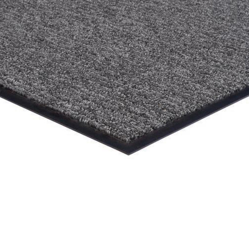 Brush and Clean Carpet Mat 3x4 Feet Charcoal
