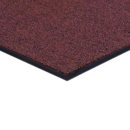 Brush Loop Carpet Mat 4x60 Feet Burgundy