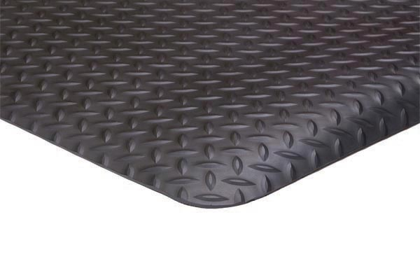 Conductive Diamond Foot 4x75 feet Black
