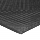 Diamond Deluxe Soft Foot 4x60 Feet Black