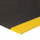 Diamond Deluxe Soft Foot 2x3 Feet Black/Yellow