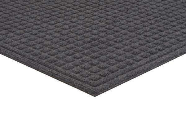 Eco Carpet Mat 3x5 feet Gray