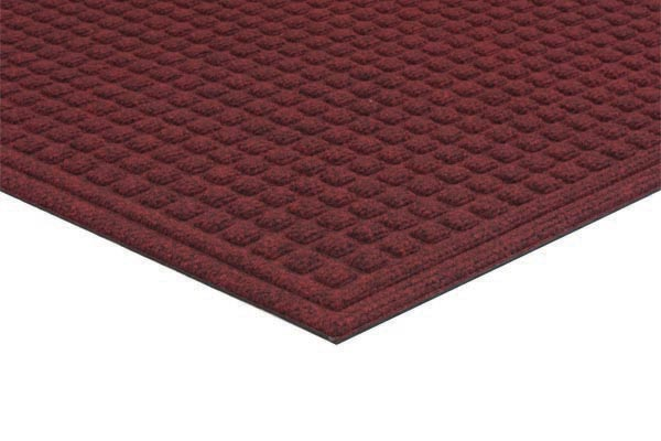 Eco Carpet Mat 3x5 feet Red Black