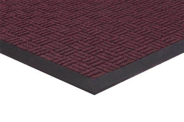 Gatekeeper Carpet Mat 2x3 feet Burgundy