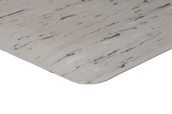 K Marble Foot Mat 3x5 Feet Marbleized Surface Thick Mat