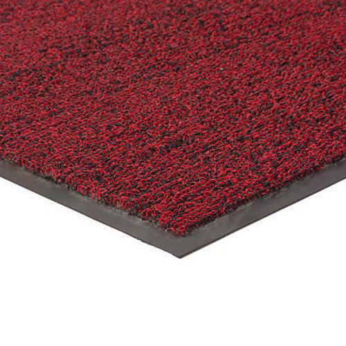 Looper Carpet Mat Custom Lengths Red/Black