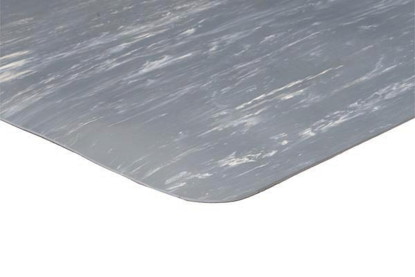 Marble Foot Mat 2x3 feet Gray