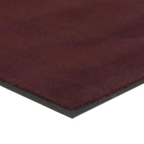 Plush Tuff Solid Carpet Mat 4x8 Feet Burgundy