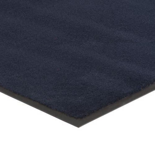 Plush Tuff Solid Carpet Mat 4x8 Feet Navy
