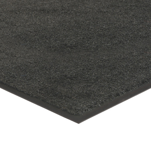 Plush Tuff Carpet Mat 3x6 Feet Smoke