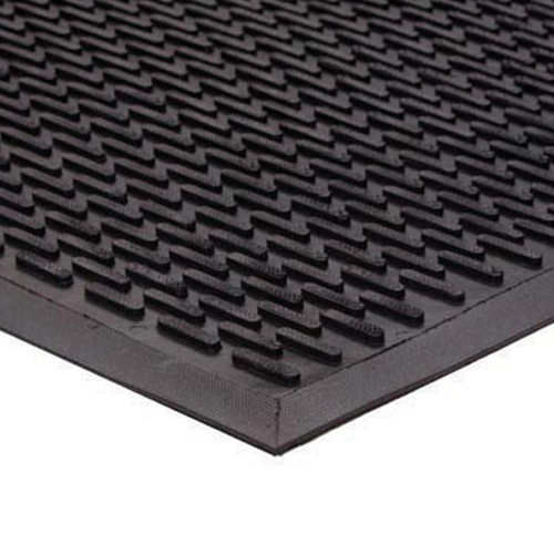 Super Grip Mat 4x6 Feet Black