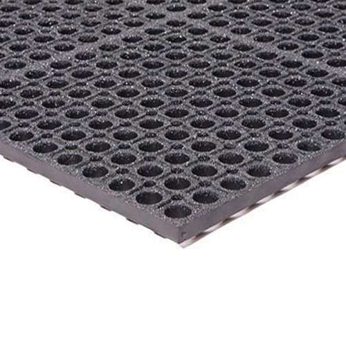 Trutread Black With Grittuff 3x10 Feet Safety Drainage Mats