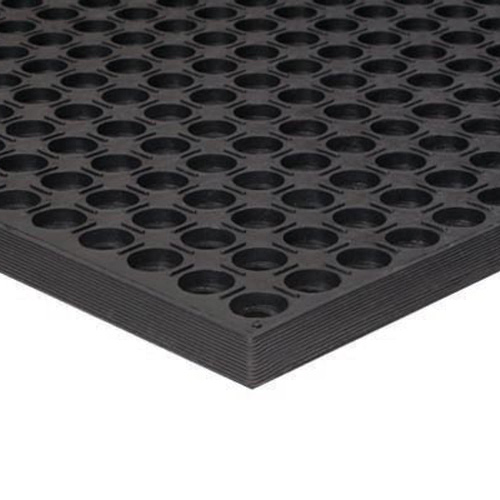 WorkStep Black Mat 3x10 Feet Black