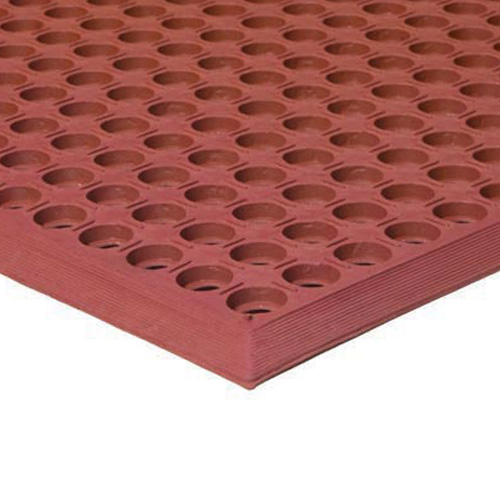 WorkStep Red Mat 3x20 Feet Red
