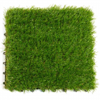 Artificial Grass Turf Tile 1x1 ft 25 mm thumbnail