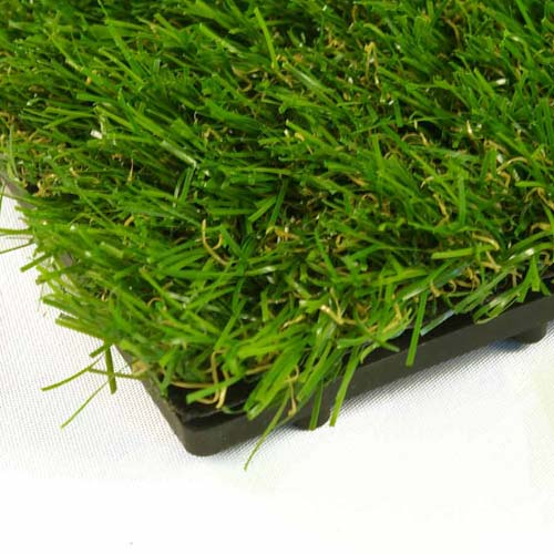 Artificial Grass Turf Tile corner.