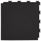 HiddenLock Slate Floor Tile Black