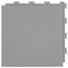 HiddenLock Slate Floor Tile Gray