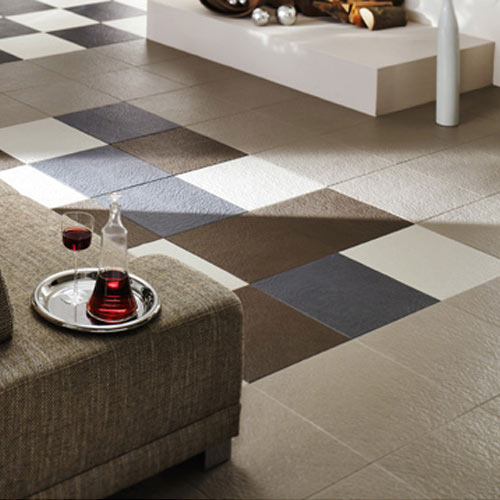 Home Style Slate Floor Tile Colors living room.