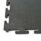 Leather PVC Floor Tile Colors 6 tiles