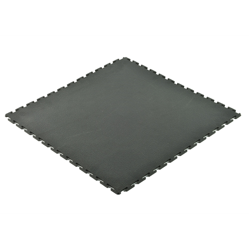 Leather PVC Floor Tile Colors full angled.