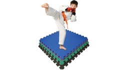 Home Martial Arts Flooring