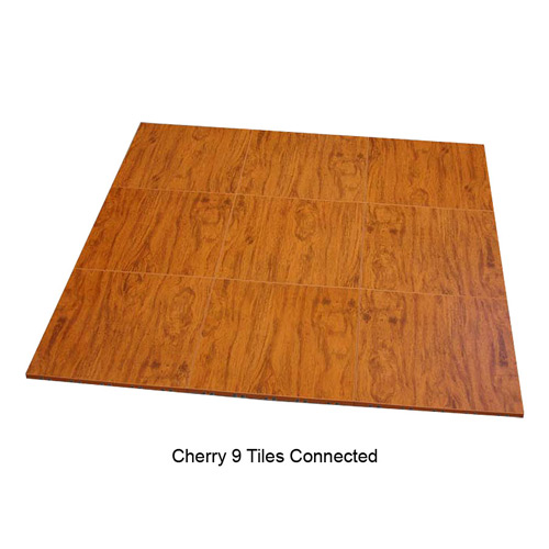 Exceptional Max Tile Raised Modular Floor Tile 9 Tiles Together Cherry. Pictures Gallery
