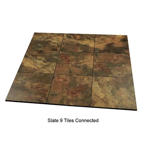Raised Floor Tile Max Tile Modular Basement Flooring - Best floor covering for damp basement