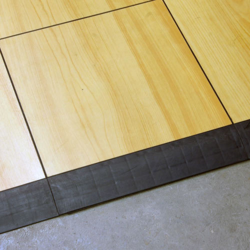 Raised floor tile max tile modular basement flooring for Elevated floor