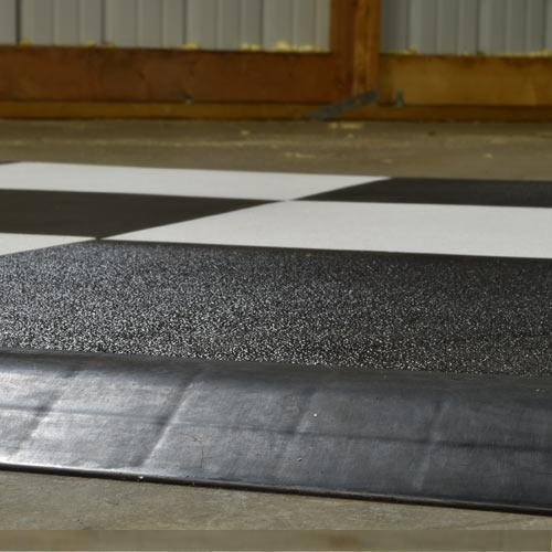 Max Tile Border Ramp - Basement Flooring Edge Piece