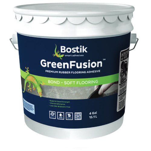 Adhesive For Tiles Bostik 4 Gal. Pail