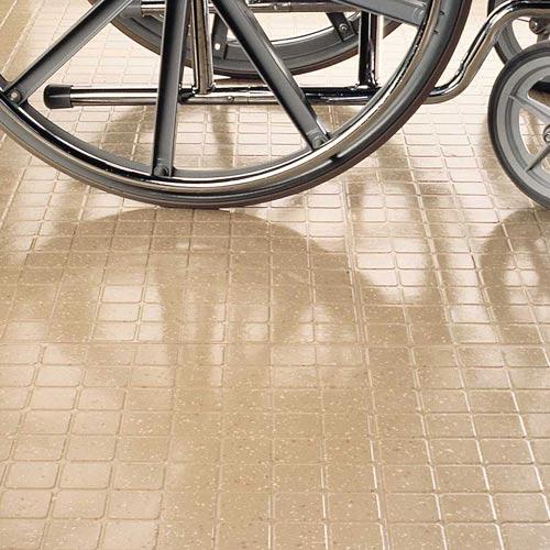 Endura Flecksibles Tile Commercial Rubber Tiles