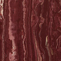 Marble HD Rubber Tile Minuto Burgundy