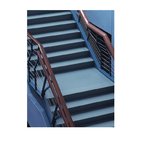 Endura Solid Color Rubber Stair Treads per LF.