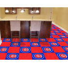 Carpet Tile MLB Chicago Cubs 18x18 Inches 20 per carton