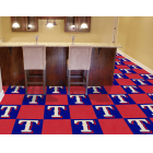 Carpet Tile MLB Texas Rangers 18x18 Inches 20 per carton thumbnail