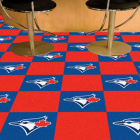 Carpet Tile MLB Toronto Blue Jays 18x18 Inches 20 per carton thumbnail