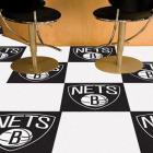Carpet Tile NBA Brooklyn Nets 18x18 Inches 20 per carton